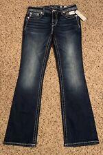 Miss Me Ladies Chloe Boot Cut Jeans Size 30/34
