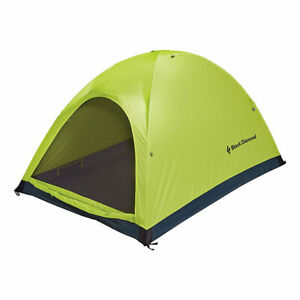 Black Diamond Firstlight 3 Person Vestibule	Green Tent 1080