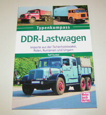 DDR Lastwagen Tatra, Skoda, Jelcz, Csepel, Raba, Ikarus, Roman - Typenkompass!