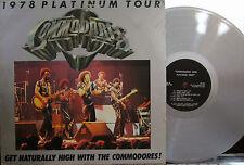 Commodores - 1978 Platinum Tour  (Lionel Richie) (silver vinyl) (Promo only)
