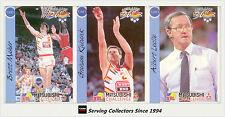 1992 Australia Basketball Cards NBL Factory Team Set Adelaide 36'ers (12)
