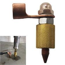 Car Dent Repair Parts Stud w/ Ground Connector Spot Welding Machine Accessories