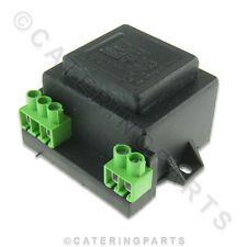 TR01 240 to 12 volt SMALL MAINS VOLTAGE TRANSFORMER 240v  - 12v ac rated 3VA