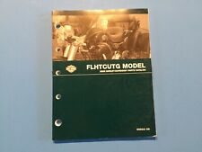 USED Harley Davidson 2009 FLHTCUTG Model Parts Catalog # 99602-09