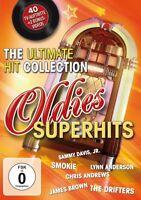 OLDIES SUPERHITS - SMOKIE/JAMES BROWN/CHRIS NORMAN/+ 3 DVD NEUF