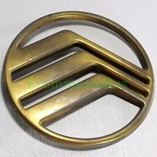 98 99 00 01 Mercury Mountaineer Gold Liftgate Emblem Back Door Rear OEM Badge