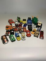 Hot Wheels Matchbox Die Cast Majorette Toy Cars Big Random Lot 1980's-2000's
