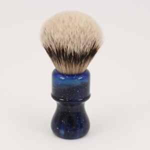 Yaqi 24MM Mysterious Space Silvertip Badger Shaving Brush Quality Hair Men's