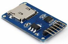 Micro SD Card Mini TF Module SPI Interfaces with Converter Chip for Ardunio MCU