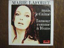 MARIE LAFORET 45 TOURS BELGIQUE MAIS JE T'AIME