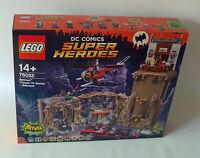 Lego® Super Heroes 76052 - Batman Classic Bathöhle 2526 Teile 14+ Neu/New