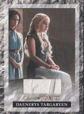 Game of Thrones Season 6 Rare Daenerys Targaryen's Skirt S6R1 Relic Card