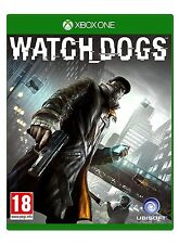 Xbox One Watch Dogs PREOWNED