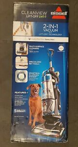 BISSELL - CleanView Lift-Off Pet 2-in-1 Upright Vacuum Cleaner, Brand New! 2043U