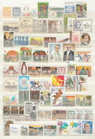Finland - collection of MNH stamps and souvenir sheets