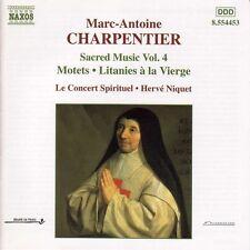 Le Concert Spirituel Orchestra & Chorus - Sacred Music 4 [New CD]