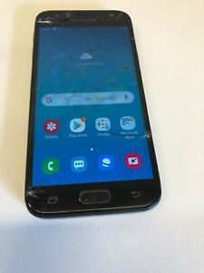 Samsung Galaxy J3 (2017) SM-J330F 16GB - Black (EE) - READ DESCRIPTION!!