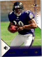 RAY RICE 2008 SP Rookie Edition RC #146 ($0.75 MAX SHIP)