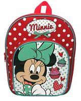 Disney Minnie Maus Tage Out Punkte Kindergarten Rucksack Offiziell Tasche