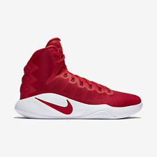 NIKE HYPERDUNK 2016  SZ 14  844368 662   RED BASKETBALL SHOES