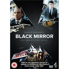 Charlie Brooker's Black Mirror Season 1 TV Series Brookers New DVD R4