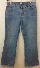 Calvin Klein Jeans Women's Stretch Washed Bootcut Sz 13/31 style zj30w1696