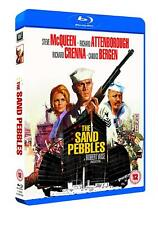 The SAND PEBBLES (1966) BLU RAY  STEVE MCQUEEN  ADVENTURE ON A GRAND SCALE!!