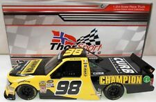 GRANT ENFINGER 2018 CHAMPION POWER EQUIPMENT TRUCK 1/24 ACTION