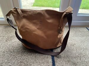 Timberland Leather Crossbody Bag