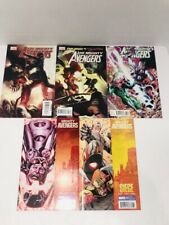 THE MIGHTY AVENGERS #27-28, 34-36 - Marvel Comics 2009-2010 - Siege