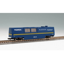 Tomix 6425 Track Cleaning Car (Blue) - N