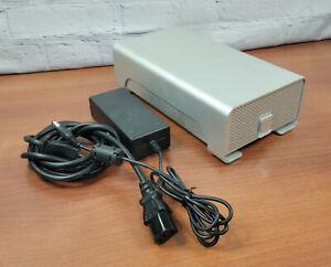 G-Technology 2TB G-RAID Gen 4 External Hard Drive USB eSATA FireWire 800 MAC/PC