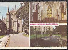 Northern Ireland Postcard - Views of Downpatrick Cathedral     LC5208