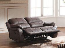 Voll-Leder Couch Sofa Garnitur Relaxsessel Fernsehsessel 5129-2-377 sofort