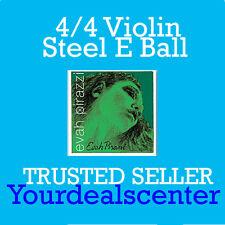 Evah Pirazzi Violin E String 4/4 Steel E Ball  WEICH