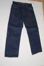 Levis 569 Loose Straight Jeans Hose Dunkelblau Stonewashed  W30 L30