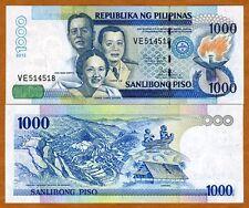 Philippines, 1000 Piso, 2012, Pick 197 (197e), UNC