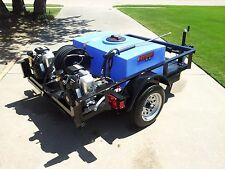DETRAILERS EM1 MOBILE CARWASH/DETAIL/PRESSURE WASH TRAILER - NEW!