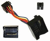 Adaptateur Faisceau Câble ISO C2010 autoradio pour BMW Série 5 E39/E61/E60