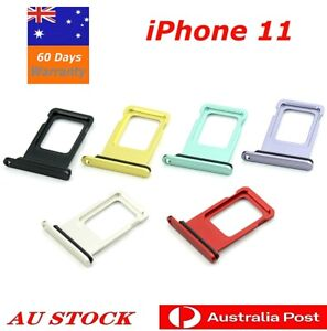 iPhone 11 Single Sim Card Tray Holder Slot Replacement