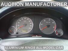 Ford Galaxy 1995-2000  4-teilig ALUMINIUM  TACHORINGE / TACHO RINGE
