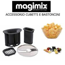MAGIMIX ACCESSORIO CUBETTI E BASTONCINI 17639 COMPATIBILE C3200XL 4200XL 5200XL