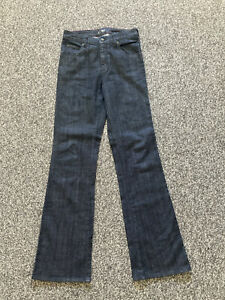 Genuine Armani Women's Flared Jeans Size 29 (UK Size 10) (W29 L33.5)