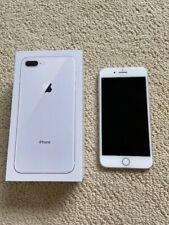 Apple iPhone 8 Plus - 64GB - Silver (Unlocked) A1864