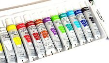 Glass Paints 12ml Tubes Black Outliner