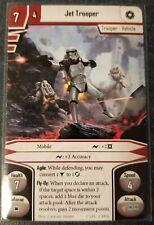 Star Wars - Imperial Assault - FFG OP - Alternate Art - Jet Trooper