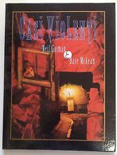 Neil Gaiman, McKean: Casi Violenti vol. unico NUOVO -60% Magic Press/Titan Books