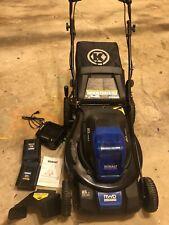 Kobalt Tools 80V Brushless Self-Propelled Push Mower(Kmp2580-06)