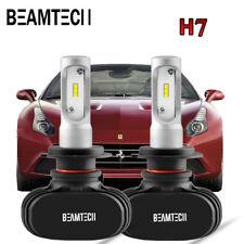 H7 LED Headlights Bulbs for Mercedes Benz CLK 350 2006-2007 High/Low Beam Lights