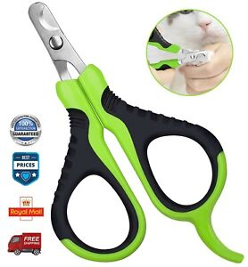 Pet Nail Clippers for Small Animals - Best Cat Nail Clippers & Claw Trimmer